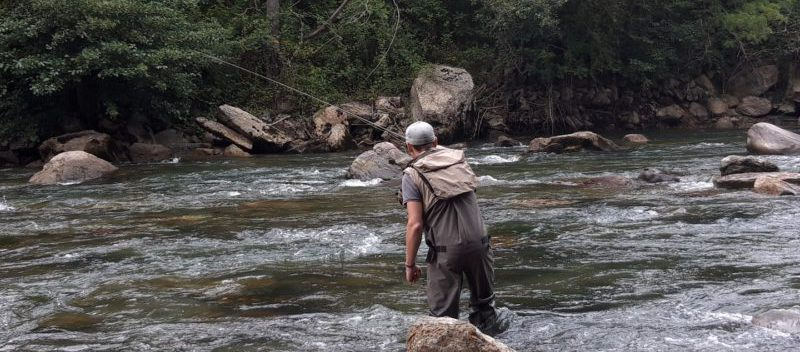 Séjours pêche à l'étranger