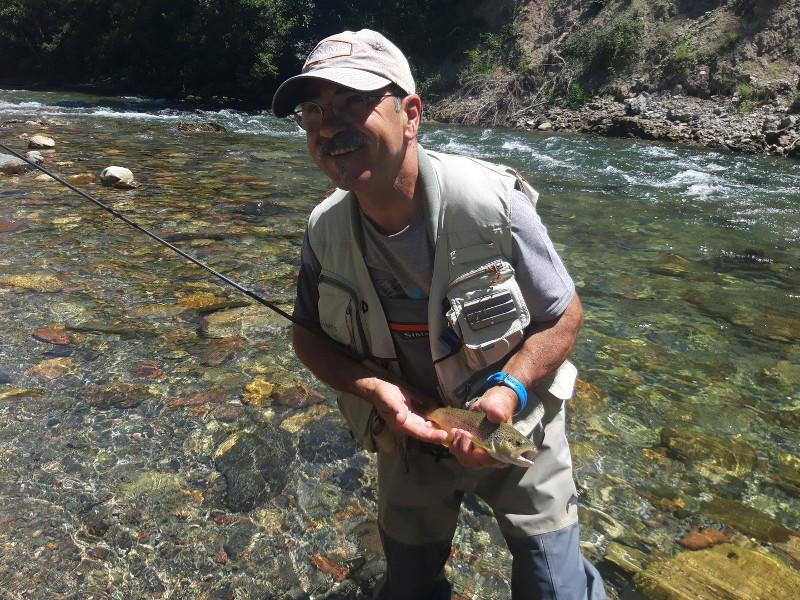 Séjour pêche mouche