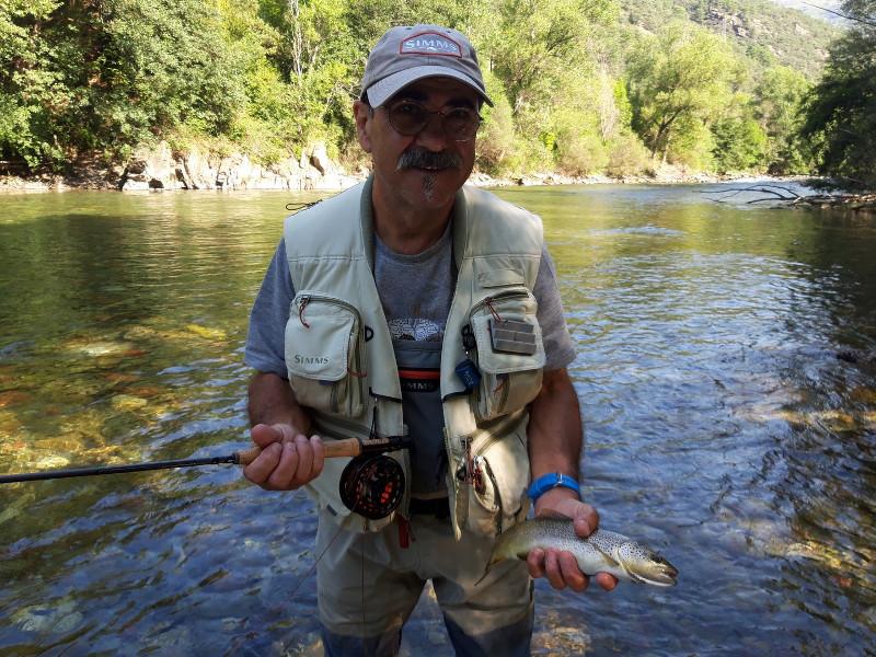 Pêche mouche Pallaresa