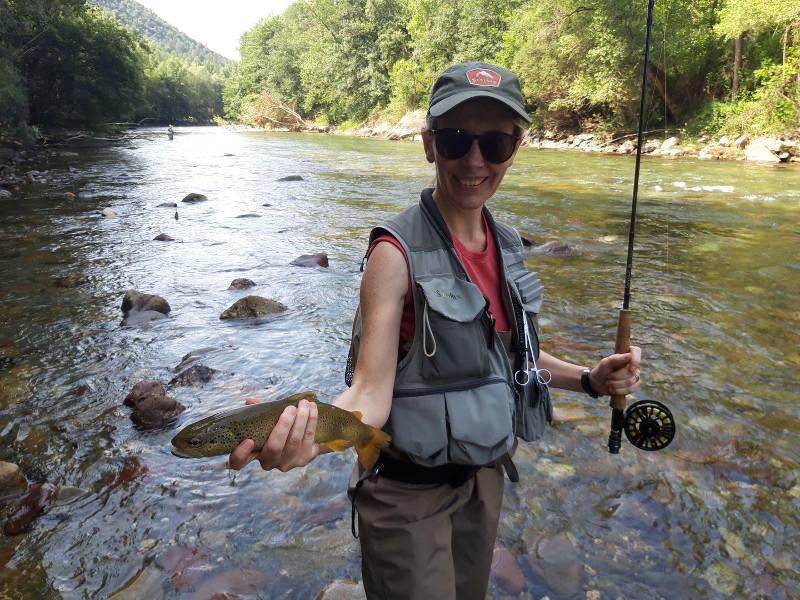 Pêche Pallaresa